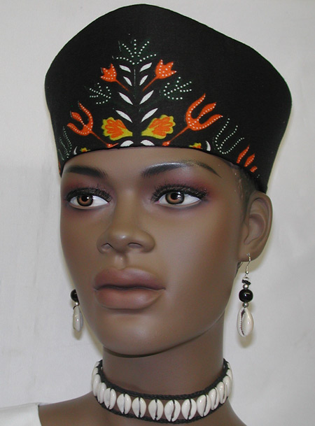 Africa hats and Crown for Women