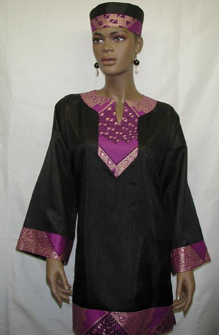 African women shirt