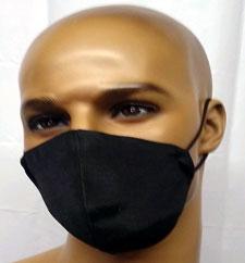 African-Black-Cone-Face-Mas