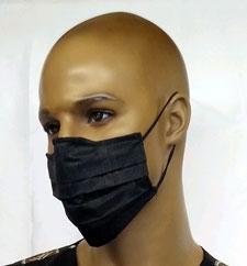 African-Black-Evening-Face-