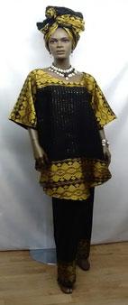 African-Black-Gold-V-top-wi