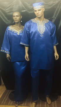 African-Blue-Couple-2