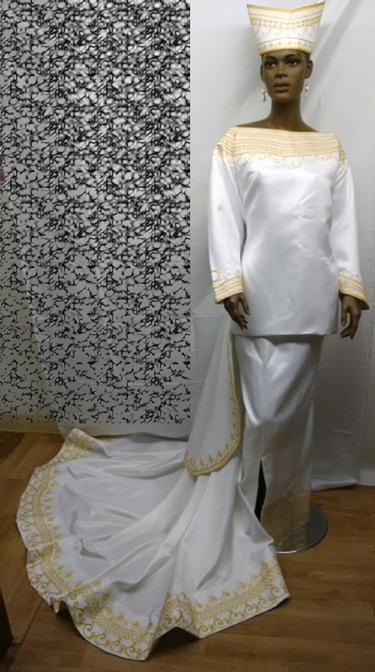 African-Embroidery-Wedding-