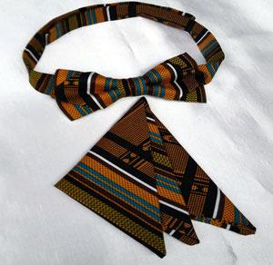 African-Kente-Print-Bowtie-