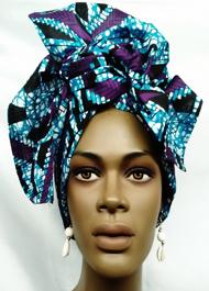 African-Teal-Blue-Head-Wrap
