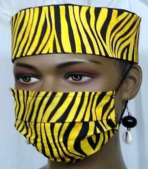 African-Yellow-Black-Zebra-