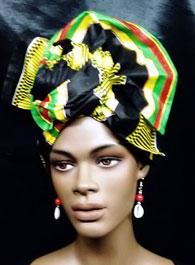 African-kente-Head-Wrap