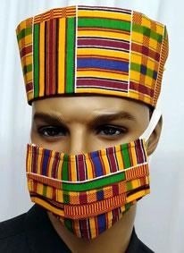 Custom-Kente-Print-Mask-2