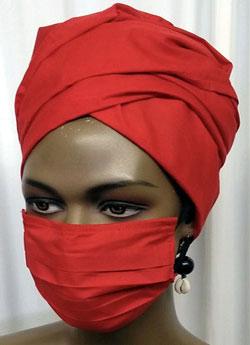 Custom-Red-Ladies-Face-Mask