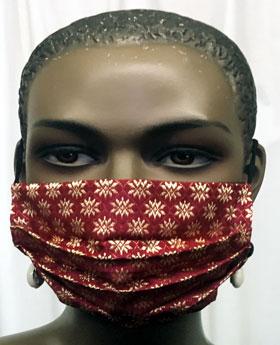 Elegant-Afican-Red-Gold-Fac