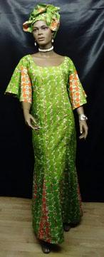 Elegant-African-Lime-Green-