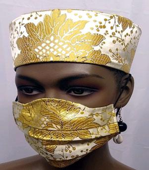 Elegant-Cream-Gold-Face-Mas