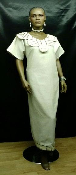Elegant-Mudcloth-Dress
