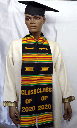 Graduation Stole and sash