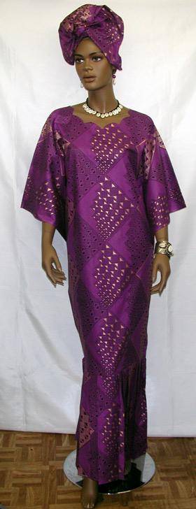 african-dress8053z