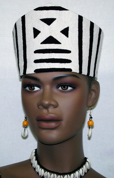 074166cbd1c African Hats- Open Crown or Hats for Women. `