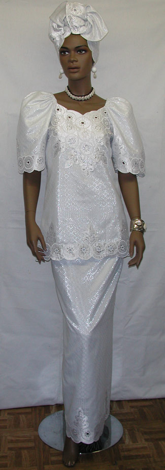 African wedding gown white and silver wedding gown for African white wedding dresses