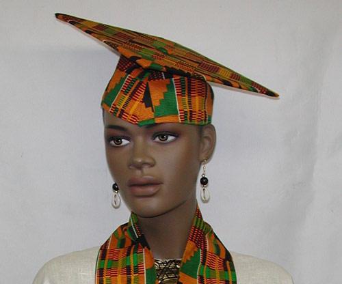 Graduation Stole w/matching Cap