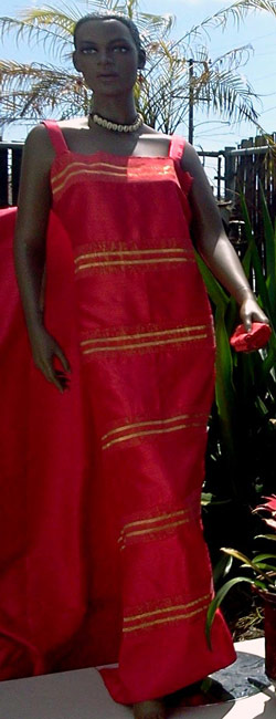 red-ashoke-two-strap-dress