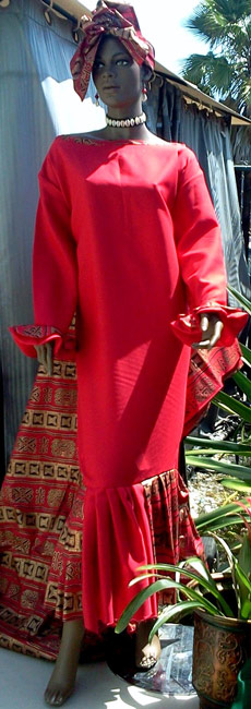 red-bell-sleeve-dress-2