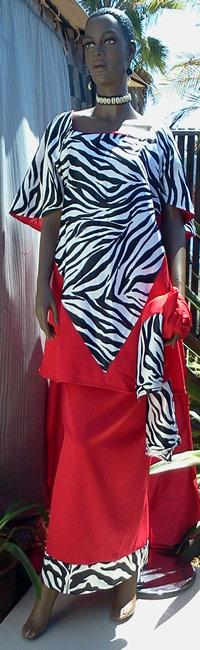 red-black-leopard-swing-top