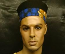 Afican-Blue-Yellow-Kufi