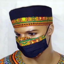 African-Black-Dashiki-Print