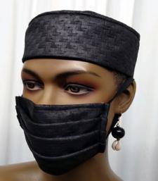 African-Black-Flex-Leather-