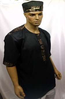 African-Black-Gold-Dashiki-
