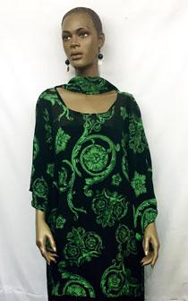 African-Black-Lime-Green-Sh