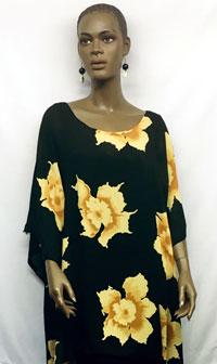 African-Black-Yellow-Short-