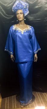 African-Blue-Gold-Buba-Set