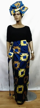African-Blue-Yellow-Skirt01