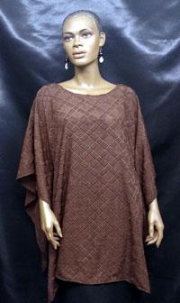 African-Brown-Embellished-S