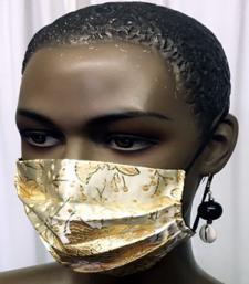 African-Cream-Gold-Face-Mas