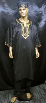 African-Dashiki-Pants-Set