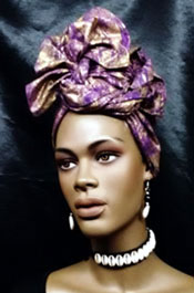 African-Head-Wrap-Purple-Go