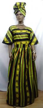 African-Kente-Skirt-withHea