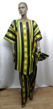 African-Kente-Vtop-with-Pan