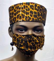 African-Leopard-Print-Face-