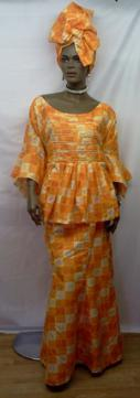African-Orange-Yellow-3pc