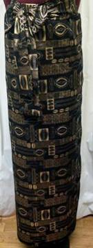 African-Print-Skirt-Set