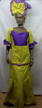 African-Yellow-Purple-3pc-S