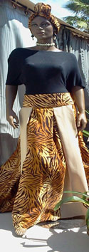African-Zebra-Print-Two-Ton