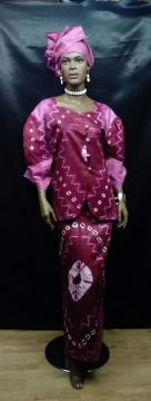 Authentic-African-Pink-Tie-