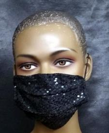 Elegant-Black-Sparkly-Face-