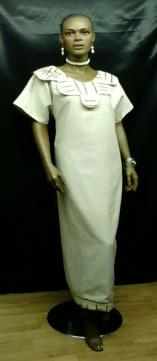 Elegant-Mudcloth-Dress