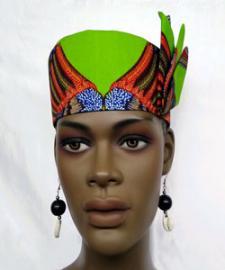 Lime-Green-Kufi-Hat