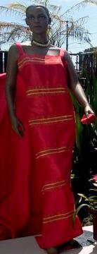red-ashoke-two-strap-dress