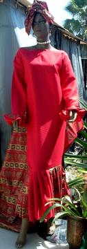 red-bell-sleeve-dress-2